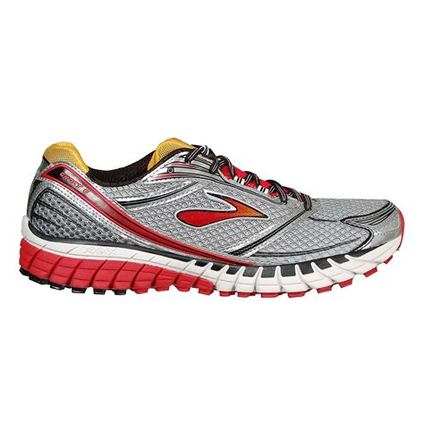 brookes running shoes ghost 6 s running shoes black