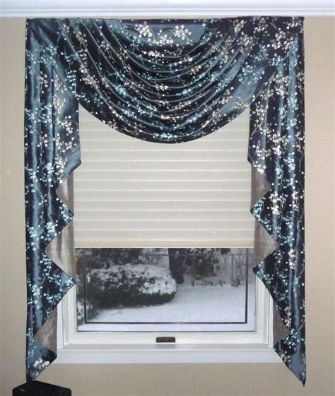 Fabric Window Valances Window Swags Drapes Window Treatments The Fabric Mill