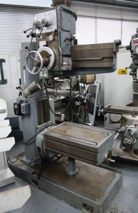 pollard  ft radial arm drilling machine  sale