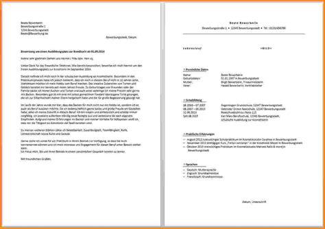 Bewerbungsschreiben Ausbildung Justizfachangestellte 11 Bewerbung Muster Anschreiben Ausbildung Sponsorshipletterr