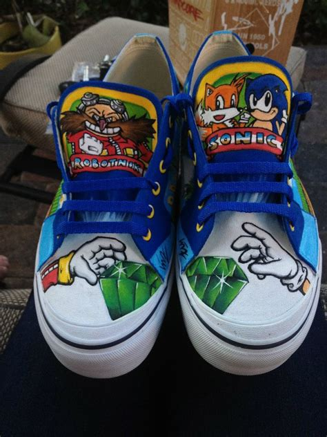 sonic shoes for sonic the hedgehog shoes shoes for