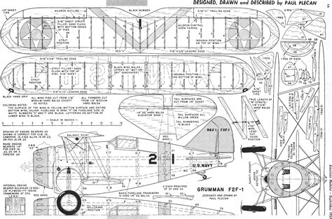 Kaos Tiger Cruiser pdf diy balsa wood airplanes plans bathroom shelves