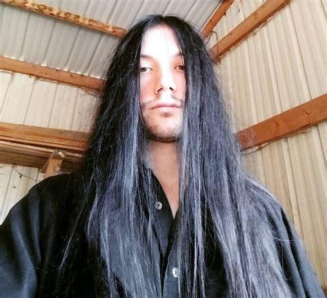 emo hairstyles guys long hair gallery long hair for men emo black hairstle picture