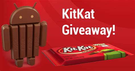 android authority giveaway kitkat giveaway android authority