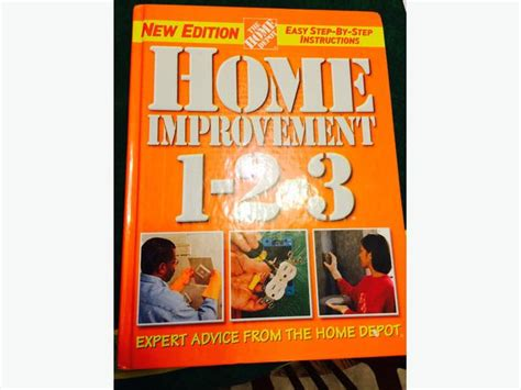 home depot book saanich