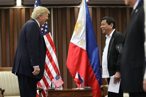 trump duterte trump duterte bond over shared dislike for obama