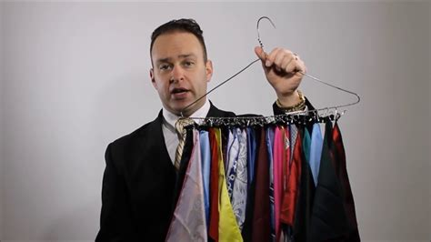 Ways To Organize Your Bedroom pocket square organizing and storage life hack youtube