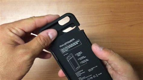 recensione ravpower powerbank per iphone 6 e 6s