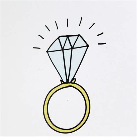 Engagement Ring Clipart   Clipartion.com