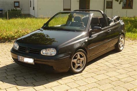 Autoscout Golf 4 by Golf 4 2 0 Cabrio Trendline Schwarz Biete Volkswagen
