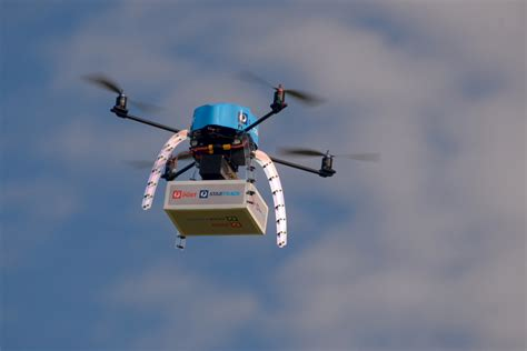 Drone With australia post to launch drone delivery service