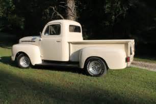 49 Ford F1 000 1951 Ford F1 Up Vintage Truck Classic Truck