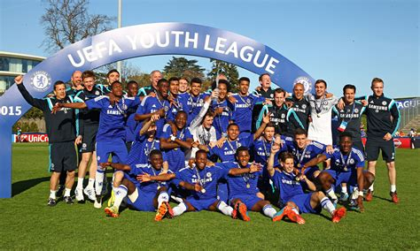 chelsea youth chelsea win uefa youth league final against shakhtar