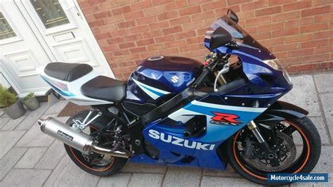 Suzuki Gsxr 600 For Sale Uk 2005 Suzuki Gsxr For Sale In United Kingdom