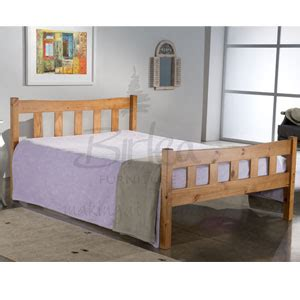 miami bedstead small double wooden beds