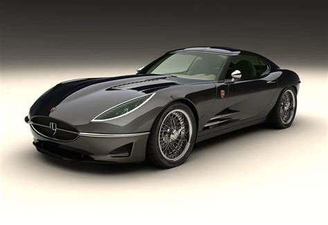 the lyonheart k brings the jaguar e type back to