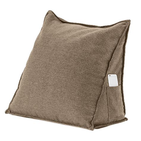 back wedge pillow for bed orthopaedic back support bed wedge pillow bean bag cushion
