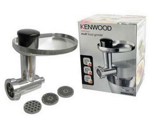 Remico Multi Meet Grinder other small appliances kenwood multi food grinder at950a attachment was listed for r1 115
