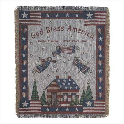 Everwhite Brightening 100 Ori patriotic tapestry throw for sale antiques classifieds