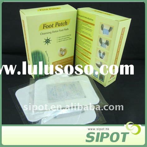 Detox Fatigue by Foot Toxins Foot Toxins Manufacturers In Lulusoso