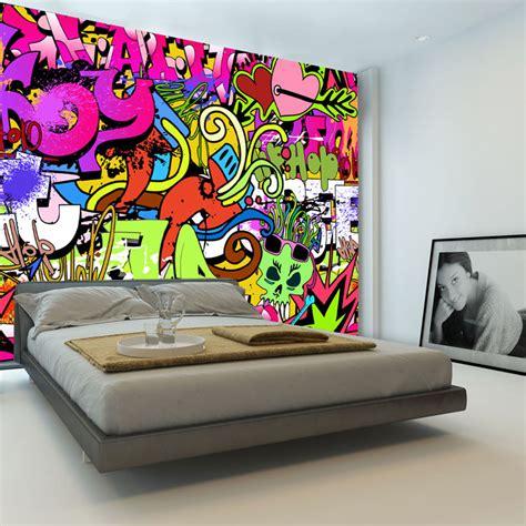 Where Can I Buy Wall Murals graffiti boys urban art wallpaper 3d photo wallpaper