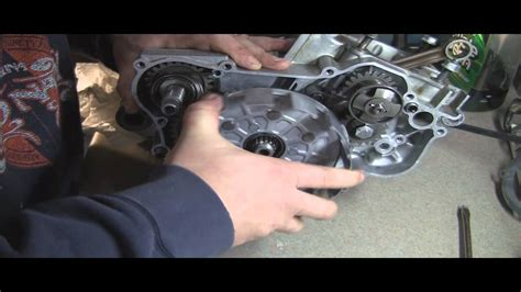 yz part   stroke installing clutch  repairing