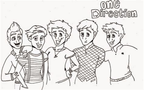 coloring pages free one direction free coloring pages of one direction