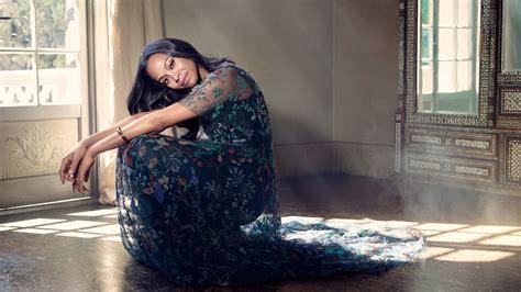 actress zoe saldana wallpapers hd wallpapers id