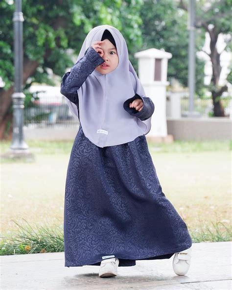 model gamis anak trendy modis hijabtuts