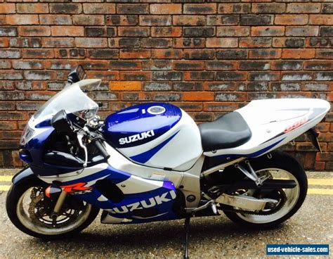 Suzuki Gsxr 600 Sale 2003 Suzuki Gsxr For Sale In The United Kingdom