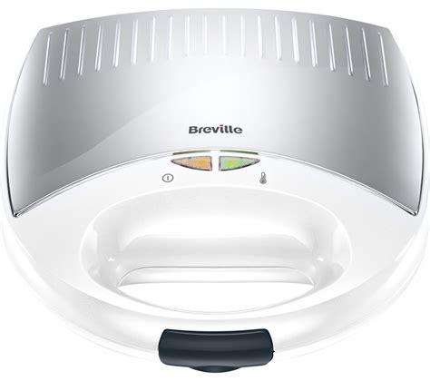 Breville Sandwich Toaster Buy Breville Vst027 Sandwich Toaster White Free