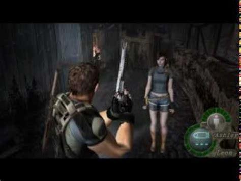 download mod game resident evil 4 resident evil 4 mod claire chris together youtube