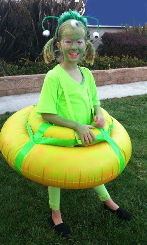 Handmade Fancy Dress Ideas - costume alieno progetti per e con i bambini