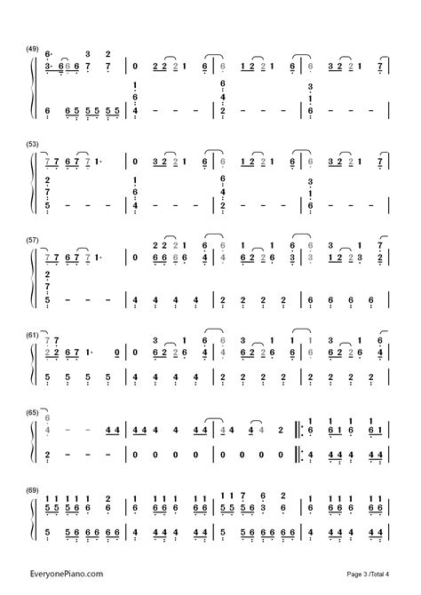 kesha tik tok piano tutorial tik tok kesha numbered musical notation preview 3 free