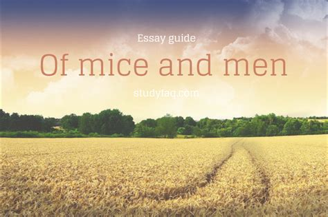 Of Mice And Power Essay by Of Mice And Themes Essay Of Mice And Power Essay Explore Power In Of Mice And Gcse