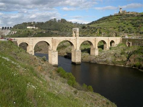 el puente de alcntara de arquitectura y de arquitectos i mi propuesta