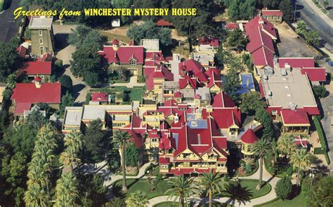 winchester house san jose winchester mystery house paris la