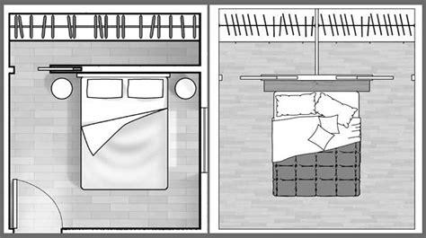 cabina armadio dietro al letto cabine armadio in cartongesso prezzi come costruirle