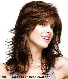 how to cut hair with feathing and bangs 1000 images about hair styles on pinterest long curly