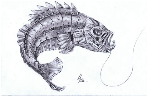largemouth bass tattoo designs drawings of largemouth bass designs fishing for