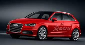Audi A3 E Availability Audi Confirms Us Availability Of 2015 A3 E Sportback