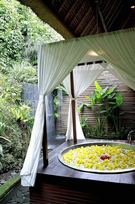 soothing outdoor spa ideas   home digsdigs