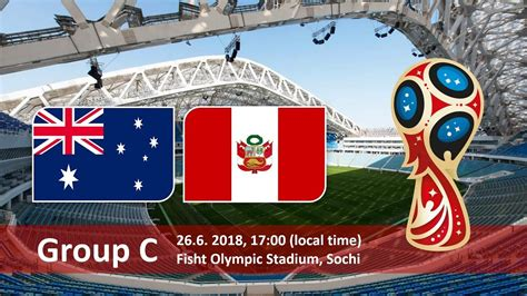 australia vs peru winner betting tips odds fifa world