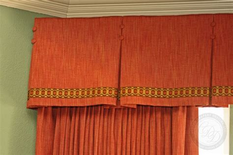 custom drapery valances custom drapery designs llc valances draperies