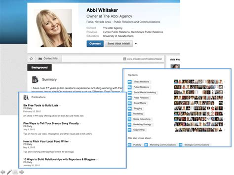linkedin profile template related keywords suggestions for linkedin sle profile