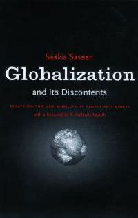Globalization And Its Discontents fyi sm tm resource list immigration and