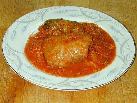 hungarian stuffed cabbage recipes meat pinterest