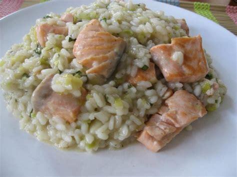 salmon and risotto receta de risotto de salm 243 n unareceta