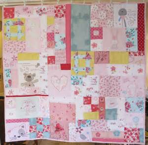 baby s memory patchwork quilt