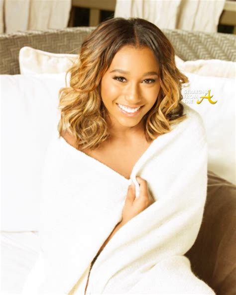 noelle robinson cynthia bailey daughter view image noelle robinson 2016 heart soul